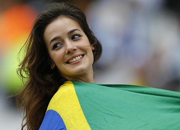 красивые бразильские телки фото