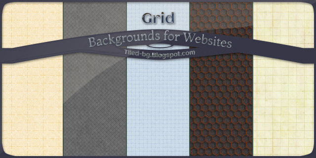 grid backgrounds for websites