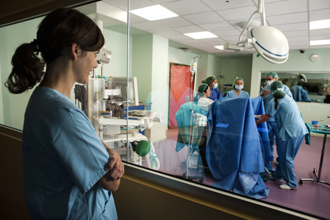 Entrenamiento en manejo de situaciones críticas en el área de partos