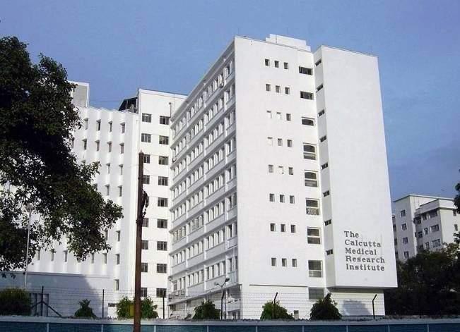 The Calcutta Medical Research Institute Image