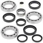 Front Differential Bearings Seals Kit Polaris Scrambler 500 4x4 2010 2011 2012