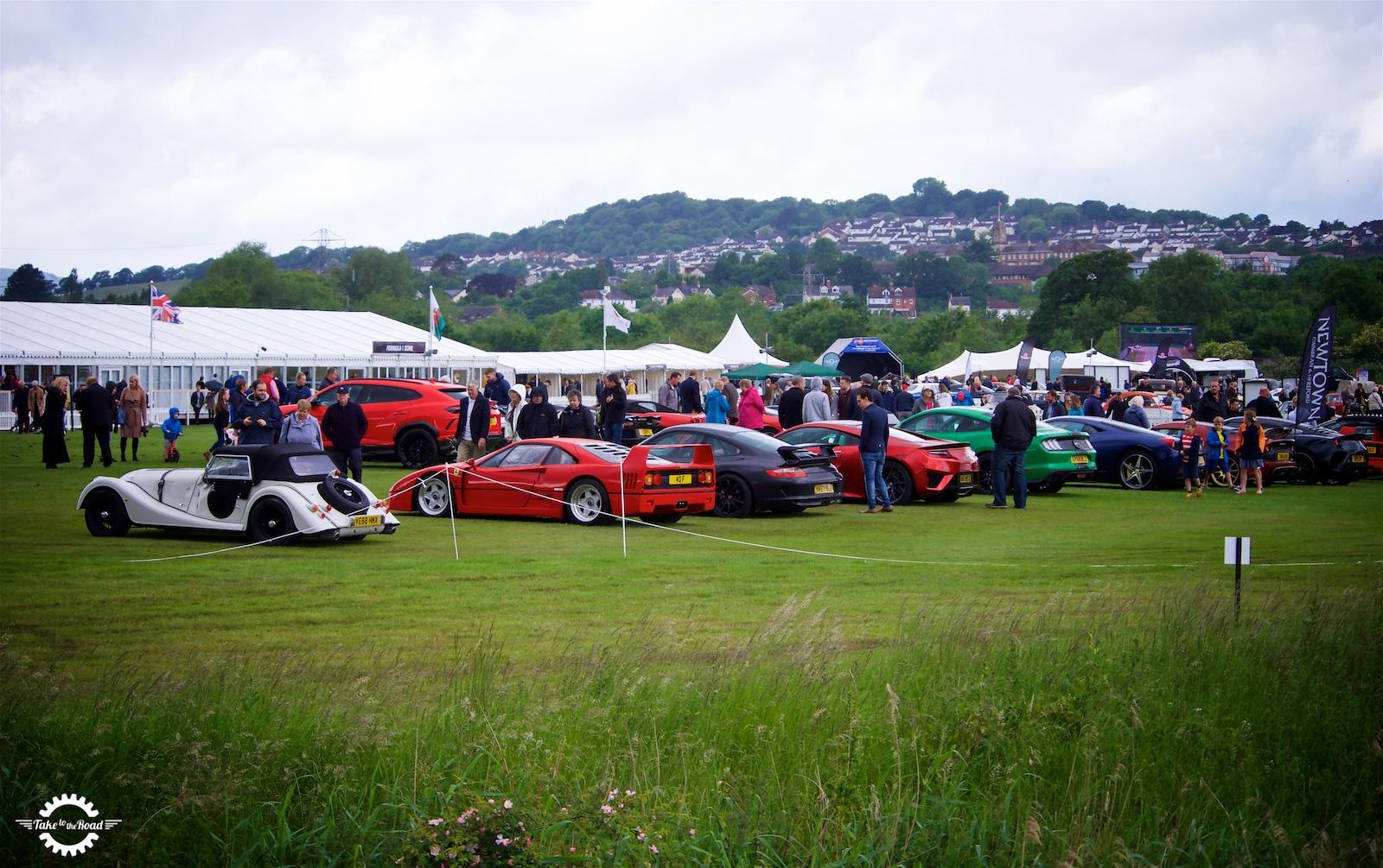 Motoring at the Manor 2019 Highlights