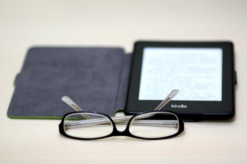 Open Kindle with specs