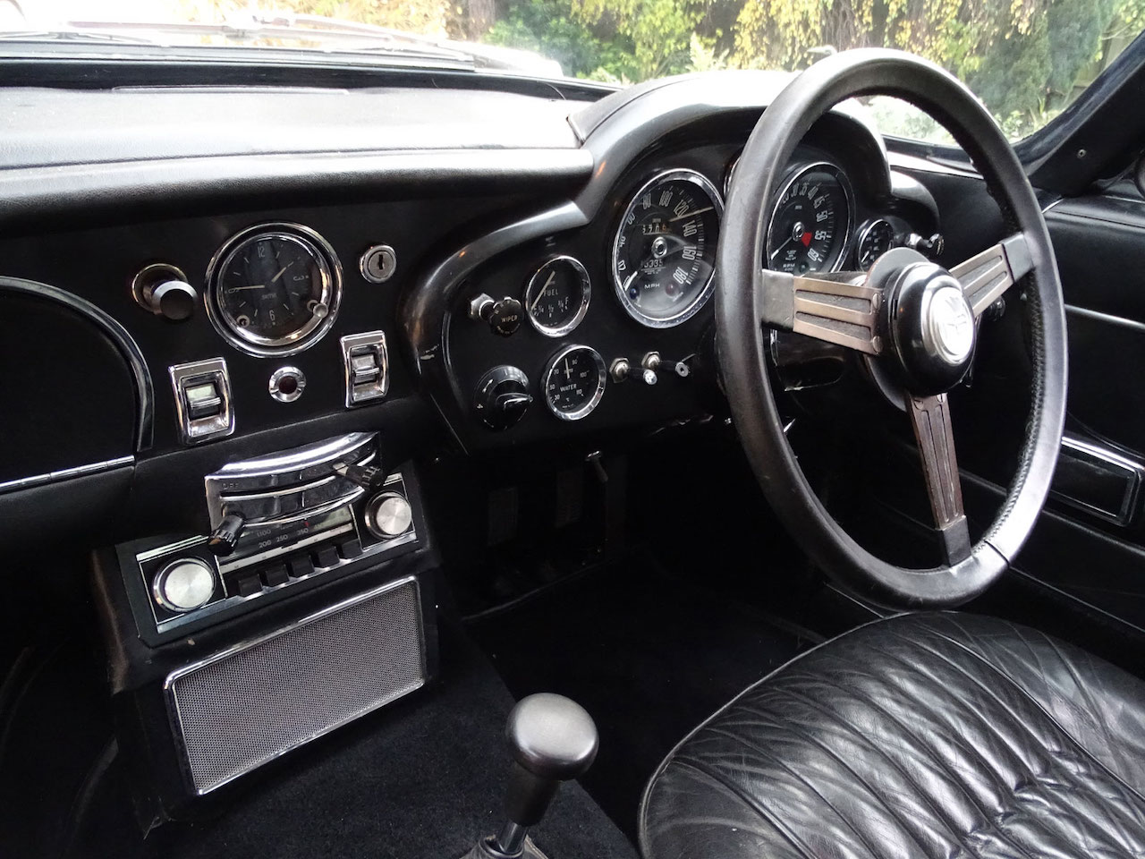 Ex Works Aston Martin DB6 with Royal connection at H&H Sale