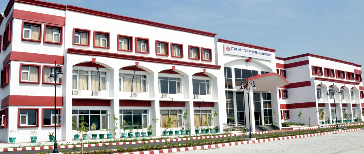 Institute of Hotel Management, Rohtak Image
