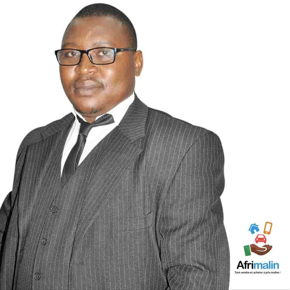 Jean Blaise TAKOUCHE - Country Manager Afrimalin Cameroun