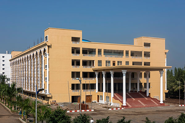MIT School of Engineering, Pune Image