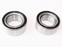 Both Front Wheel Bearings Kit Polaris Ranger 800 6x6 2012 2013