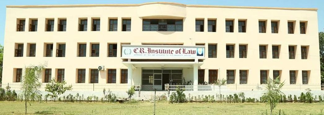 Chotu Ram Institute of Law, Rohtak