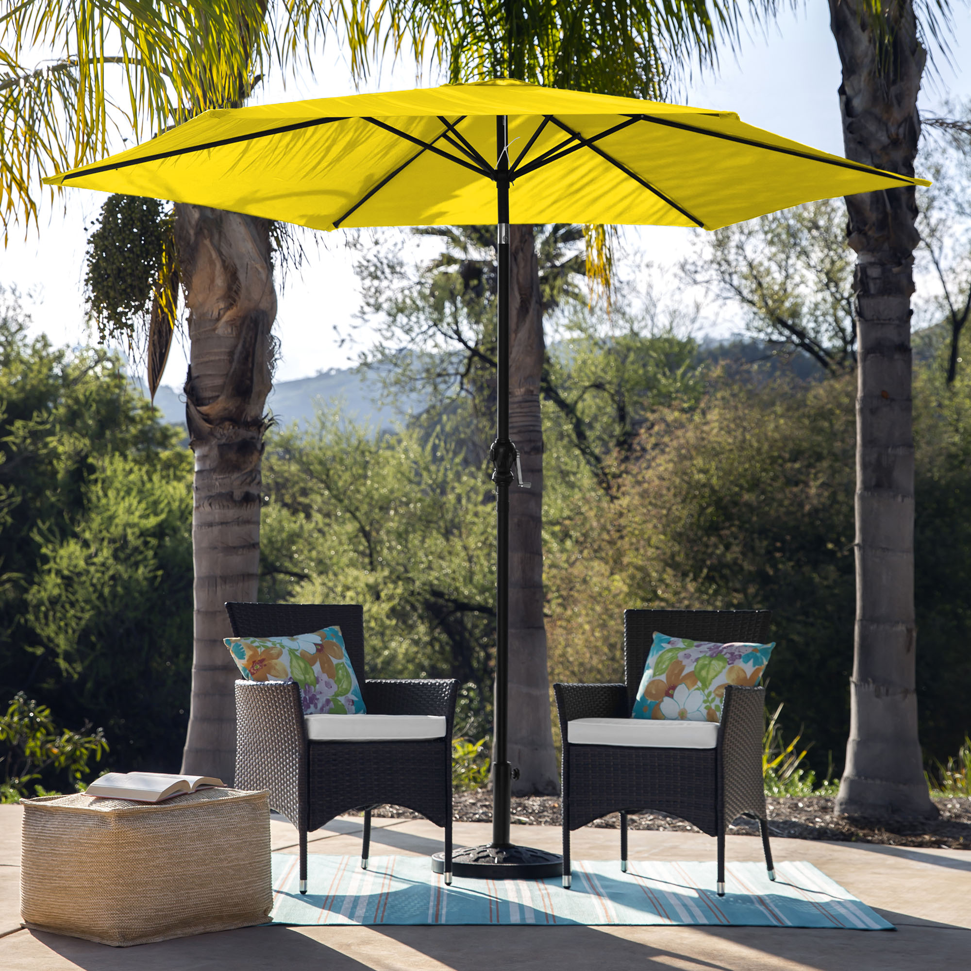 BCP-10ft-Outdoor-Steel-Market-Patio-Umbrella-Decoration-w-Tilt-Crank thumbnail 65