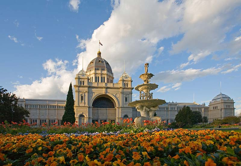 Lovell Chen to renew Melbourne's Royal Exhibition Building