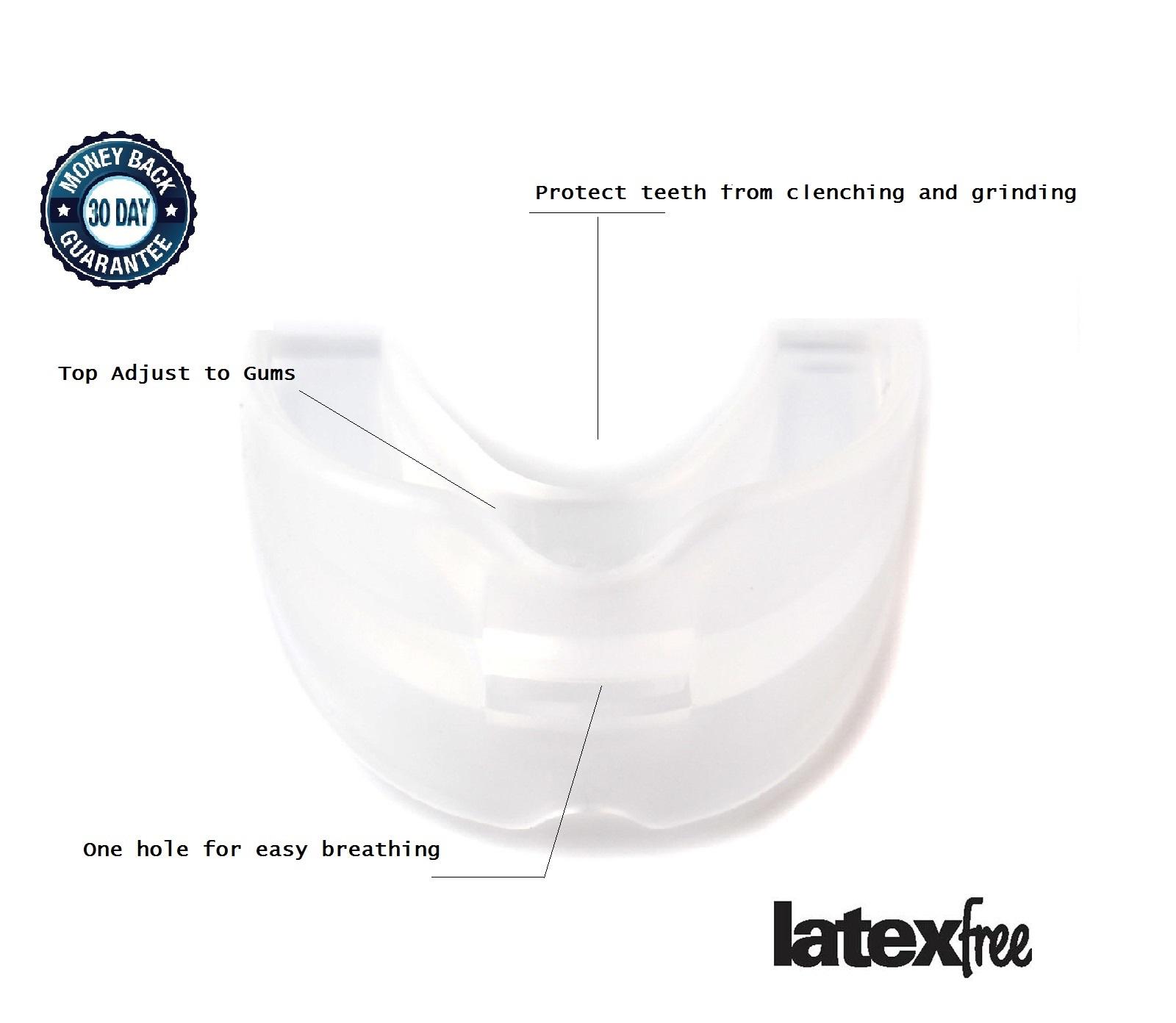 Dental Mouth Guard Bruxism Splint Night Teeth Tooth