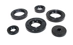 Engine Oil Seals Kit Kawasaki KE100 1976 1977 1978 1979 1980 1981 1982 1983 1984