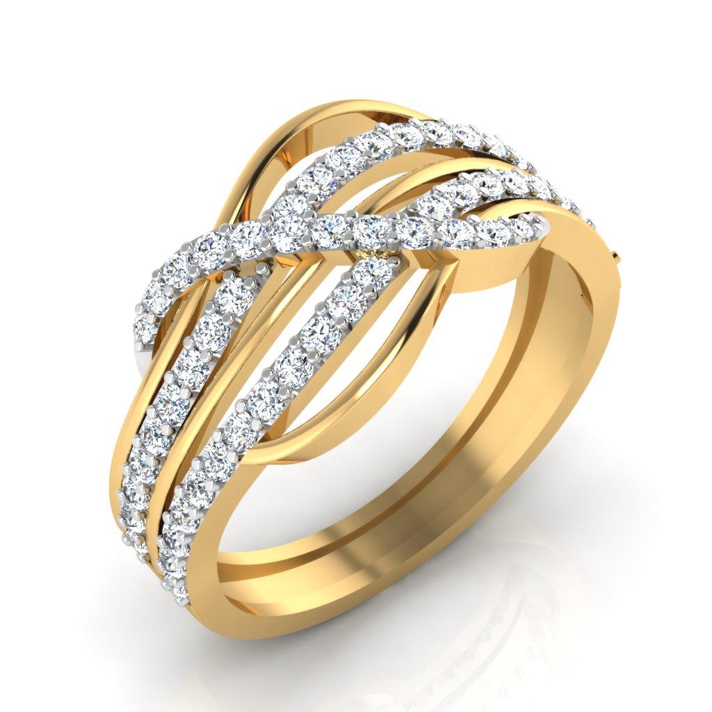 The Ananya Diamond Ring