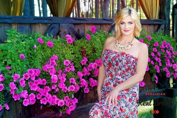 Photo gallery №10 Ukrainian lady Nadezhda
