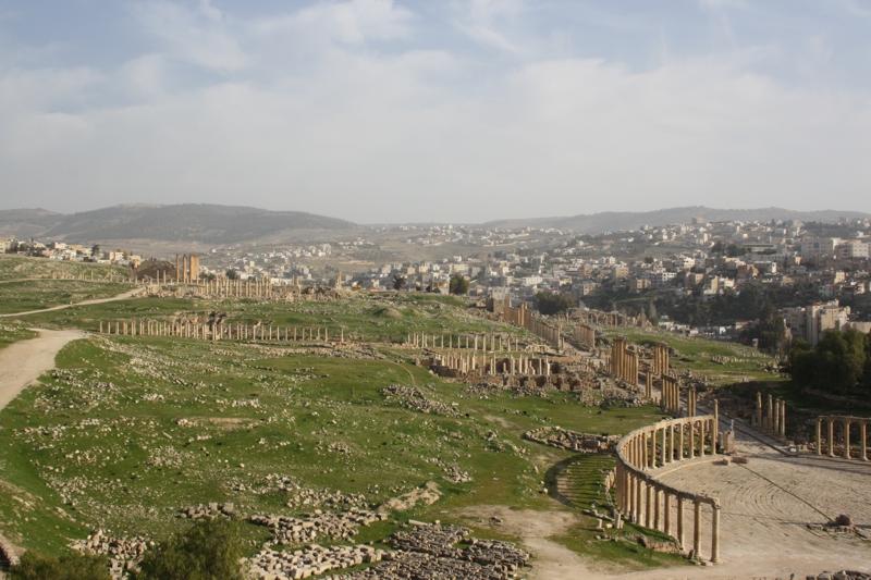 Иордания, февраль 2017