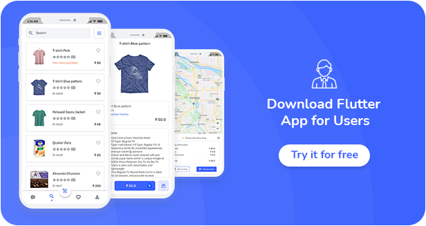 EMall | Multi Vendor E-Commerce (Laravel + Flutter) + Delivery - 11
