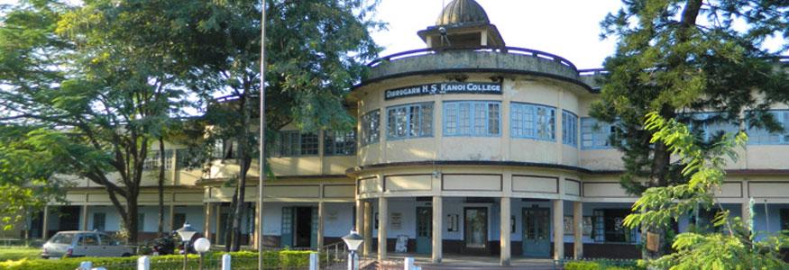 D. H. S. K. Law College