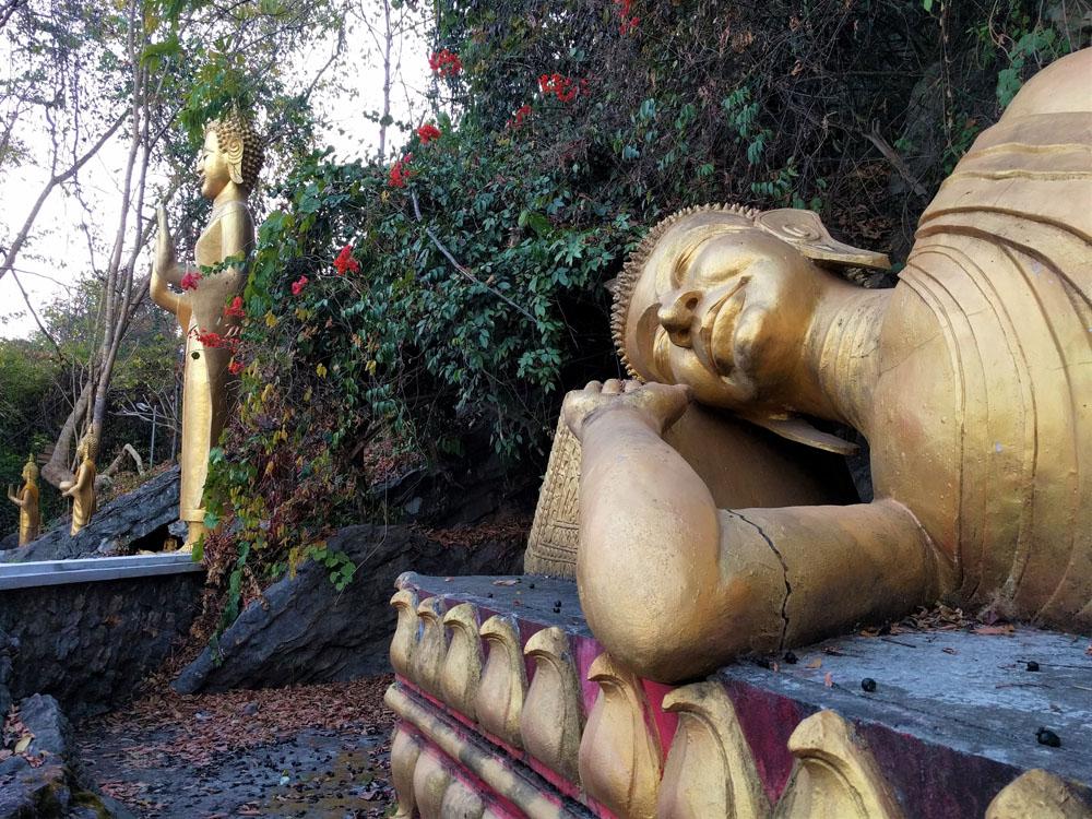 Boeddha hier, boeddha daar.