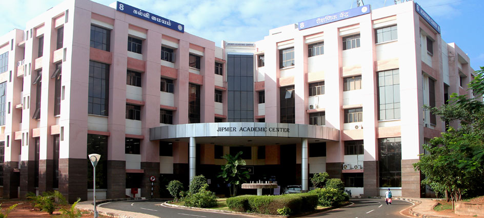 Jawaharlal Institute of Post Graduate Medical Education and Research Image