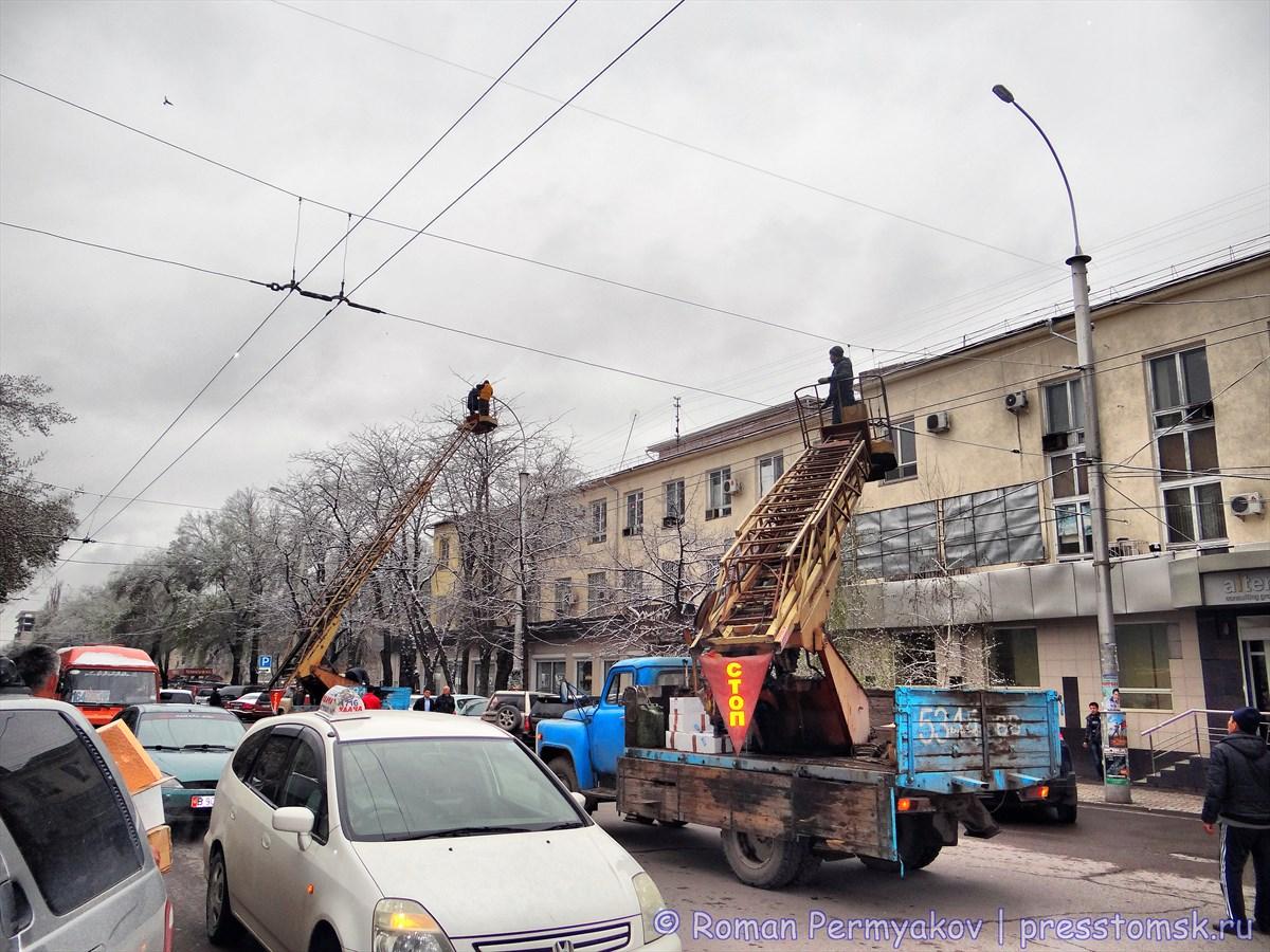 Как я освещал улицы Бишкека