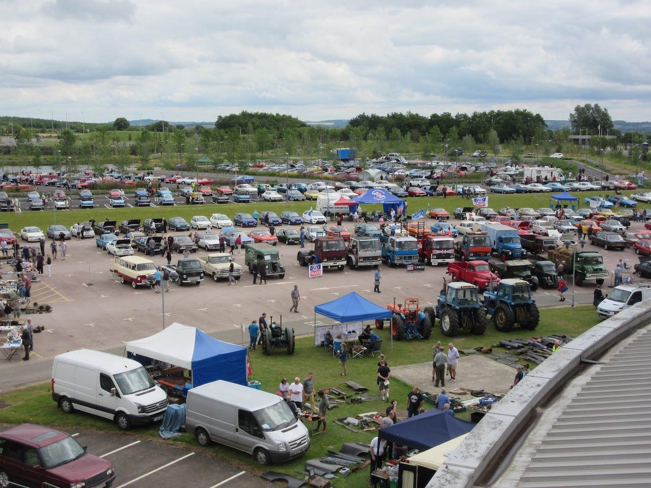 British Motor Museum announces full schedule of summer shows