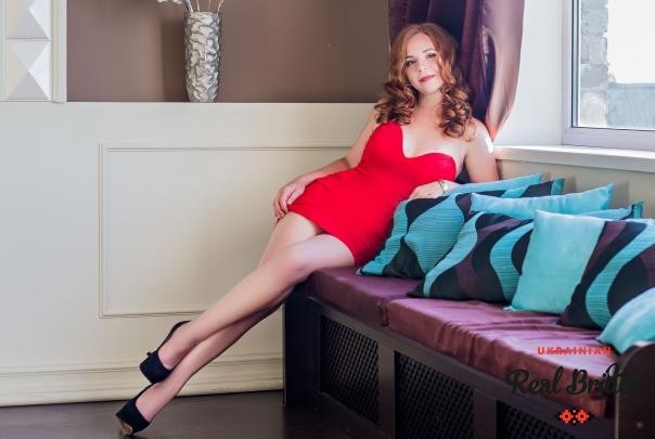 Photo gallery №1 Ukrainian lady Darya