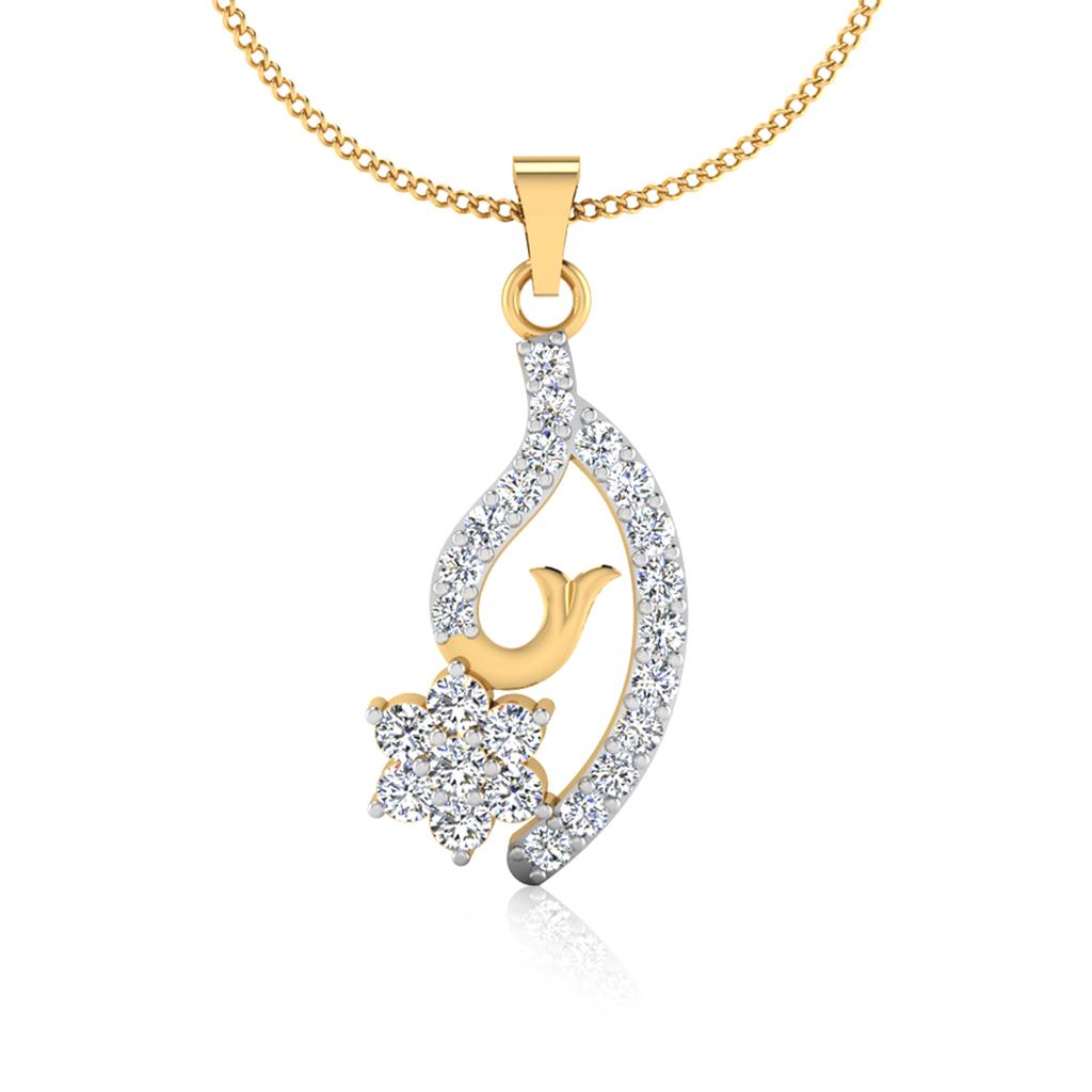 The Aasta Diamond Pendant