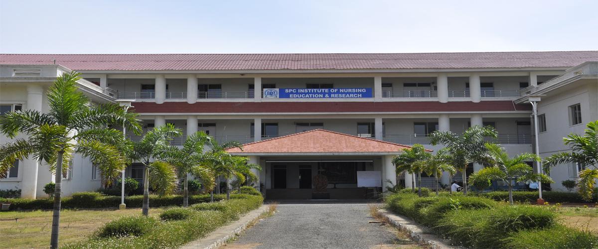 SPC Institute of Nursing Education and Research, Salem Image
