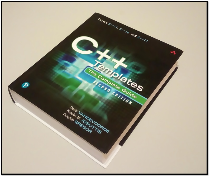 C++ Templates 2nd edition