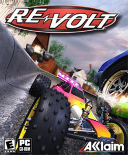 Revolt cover