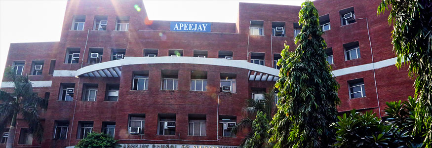 Apeejay Institute of Mass Communication, New Delhi Image