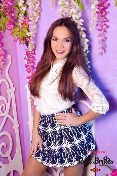 Photo gallery №3 Ukrainian girl Aleksandra