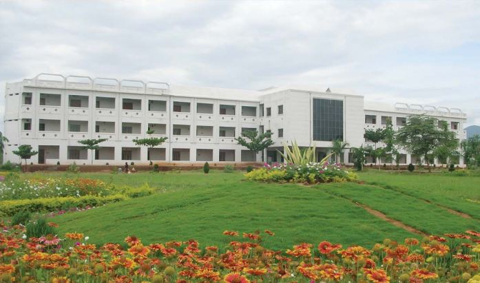 GANDHI INSTITUTE OF ADVANCED COMPUTER AND RESEARCH, Rayagada Image
