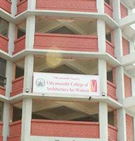 Vidyamandir College of Architecture for Women, Surat