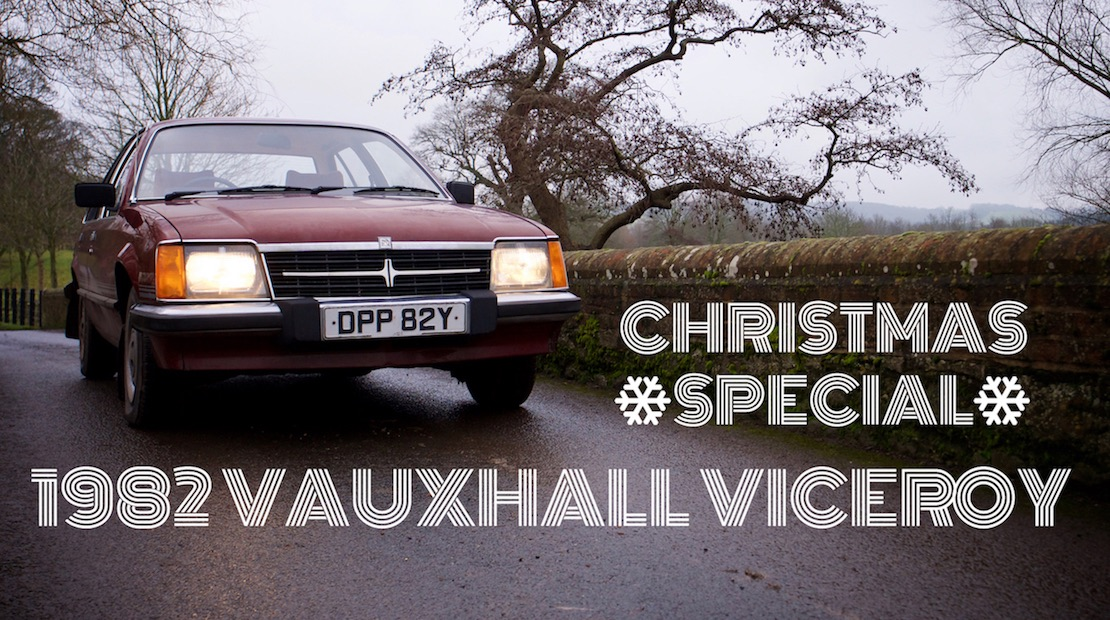 Take to the Road Feature Film 1982 Vauxhall Viceroy