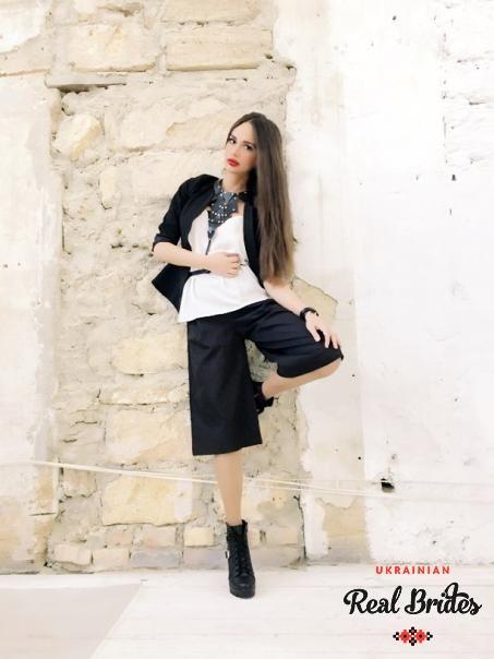 Photo gallery №7 Ukrainian lady Ksenia