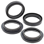 Fork and Dust Seal Kit 56-137 Kawasaki ZX1000 Ninja ZX-10R ABS 2011 2012 2013