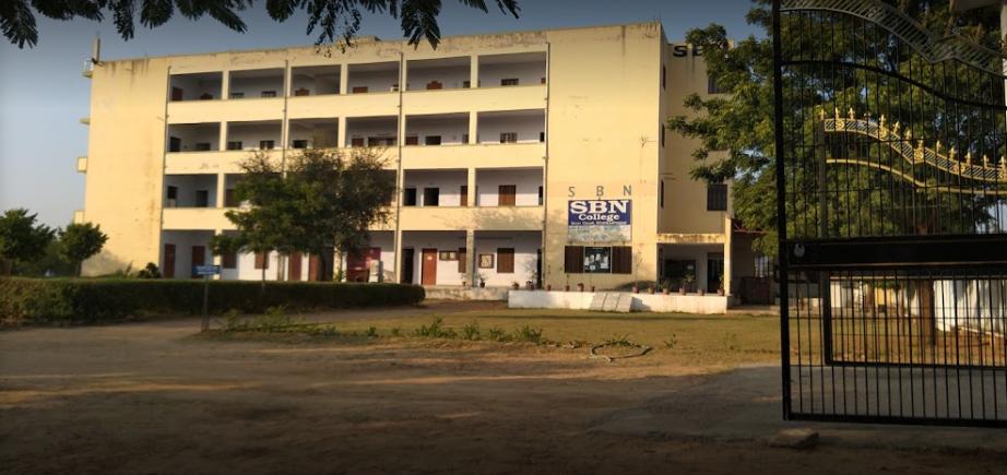 S.B.N. College, Sri Madhopur