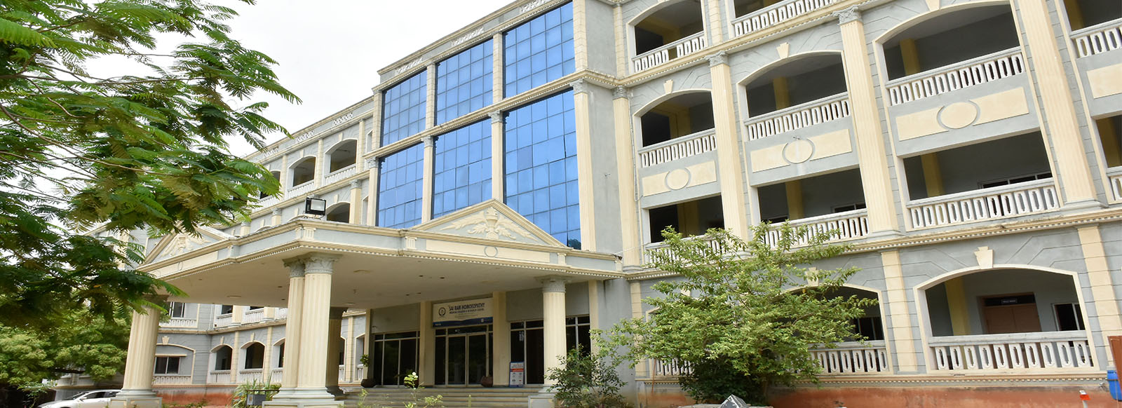Sri Sairam Homoeopathy Medical College and Research Centre, Chennai Image