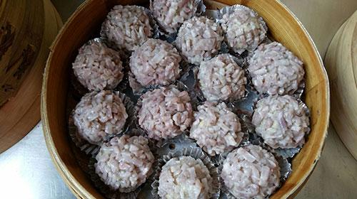 紫芋珍珠丸