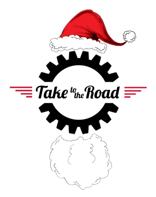 Happy Classic Car Christmas from Take to the Road