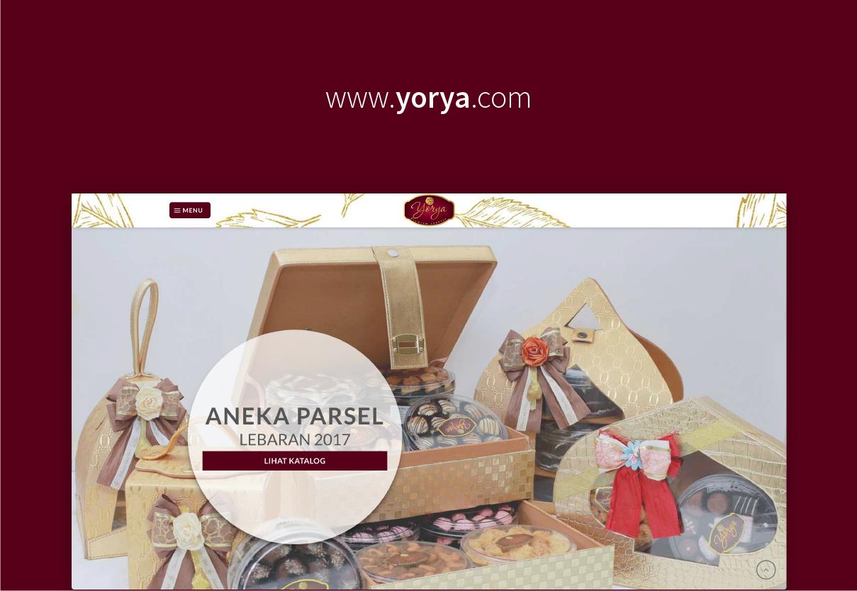 Yorya Cookies