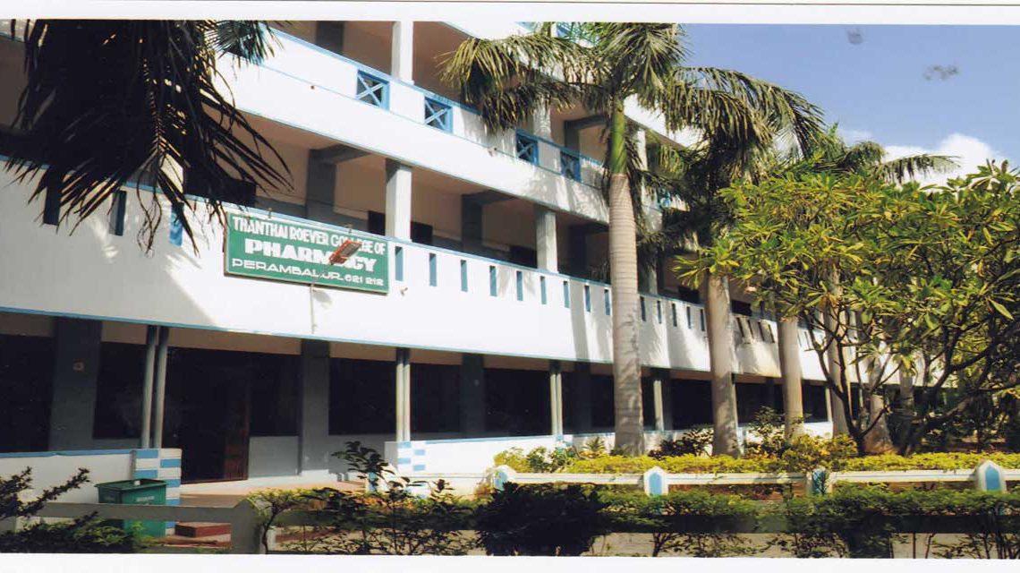 Thanthai Roever College of Pharmacy, Perambalur