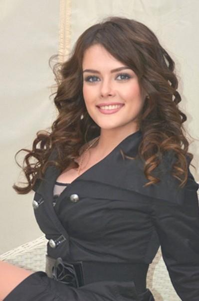 Profile photo Ukrainian lady Aliona
