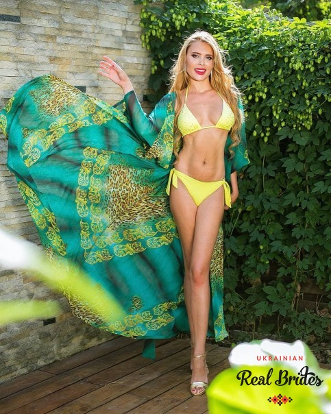 Photo gallery №4 Ukrainian lady Yevgenia
