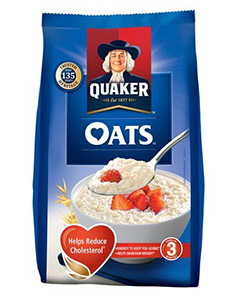 Quaker Oats Regular 400 g
