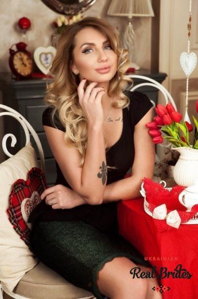 Photo gallery №4 Ukrainian bride Lyubov