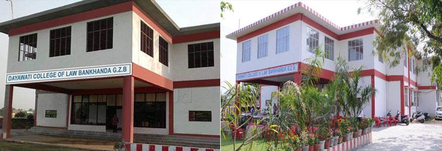 Dayawati College Of Law