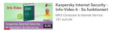 Über die YouTube-Suche werden Suchende auf das Video aufmerksam und erhalten kostenlose Hilfe.